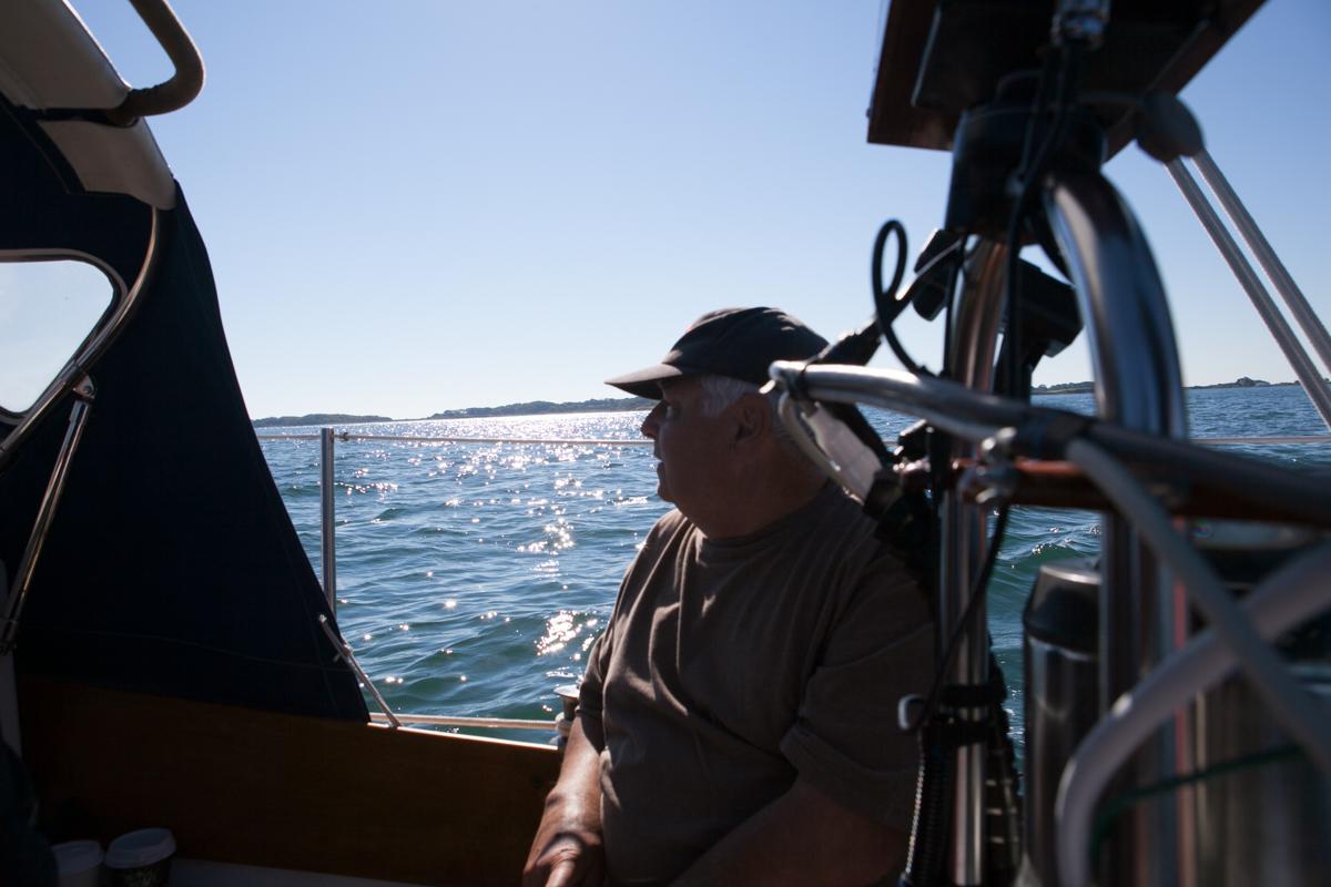 Enjoy the sail.