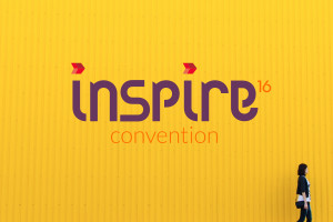 Inspire Convention Logo